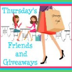 Making Friends on Thursday, chance to win a $10 Starbucks Gift Card