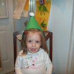 Easy, Fast, and Cheap Holiday Craft – The Elf Hat!