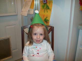 Easy, Fast, and Cheap Holiday Craft - The Elf Hat!