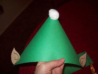 The Elf Hat Craft