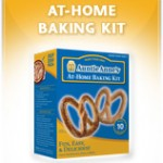 Review of Auntie Anne's At-Home Baking Kit!