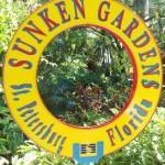 Our Sunken Gardens Trip in St. Petersburg, Florida!
