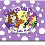 Review and Giveaway of Kathryn the Grape – Just Like Magic