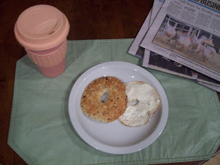 BzzAgent Review of Thomas' Bagel Thins!