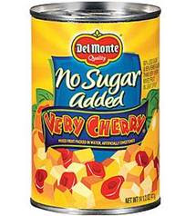 Review of No Sugar Added Very Cherry Mixed Fruit from Del Monte!