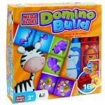 Review and Giveaway of Mega Bloks Domino Build Game!