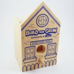 FREE Kids Workshop this Saturday 4/23/2011 at Lowe's! The Kiddos are Building a Window Birdhouse!