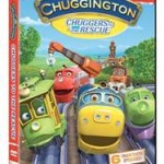 "Review and Giveaway of Chuggington DVD ""Chuggers to the Rescue"""