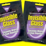 FREE Sample of Invisible Glass Cleaning Wipes!