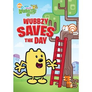 "Nick Jr's Wow! Wow! Wubbzy! ""Wubbzy Saves The Day"" Review and Giveaway!"