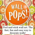 WallPops! Review and Giveaway! Great Accessories to Dress Up Any Room!