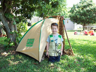 BackYard Safari Outfitters Review and Giveaway! Check Out the Base Camp Expedition, Lazer Light Bug Vacuum, and Much More!
