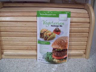 Review of Harmony Valley Foods Vegetarian Hamburger Mix! Plus Enter to Win The Great Grill Challenge!