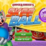 Score FREE Tickets at Chuck E Cheese By Playing the Online Skee Ball Game!