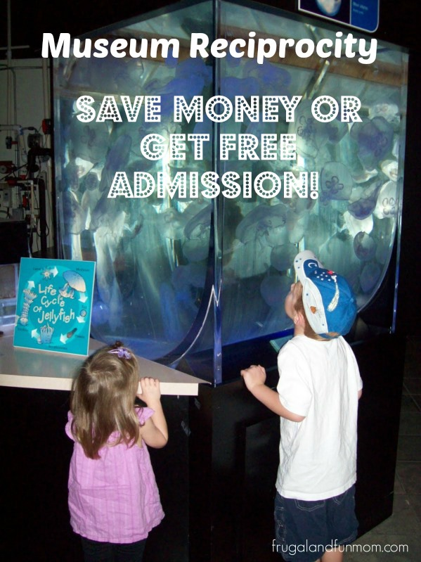 Museum Reciprocity! Save Money or Get FREE Admission!