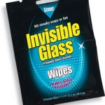 FREE Sample of Invisible Glass Wipes!