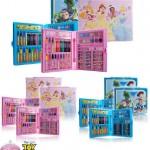 *Holiday Gift Alert* 2-Pack: 68-Piece Disney Art Set $9.99!