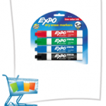 $2 off Any 2 Packages of Expo Markers!