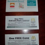 FREEBIES from Recycle Bank!