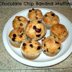 Gold Medal White Whole Wheat Flour Review and Giveaway! Plus, Check Out My Chocolate Chip Banana Muffins!