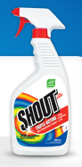 I'm Giving Away 3 Bottles of Shout's Trigger Triple-Acting Formula!