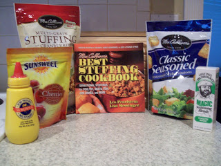 Stuffing Isn't Just for the Holidays! Check out Mrs. Cubbison's Review and Giveaway!