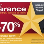 *NEW* Use Your Kohl's Charge Card and get 30% off Everything at Kohls! Ends Today! Head Straight to the Clearance!!!