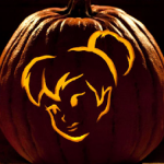 Still Haven't Carved That Pumpkin? Check Out These FREE Disney Templates!
