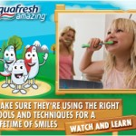 Teaching Your Kids Proper Brushing? Check out these $1.50 off Coupons for New Aquafresh Training Products!