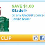 Do Certain Fragrances Remind You of the Holidays? Glade's Winter Collection is HERE, Plus COUPONS!