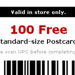 ***FREE*** 100 Postcards!!!