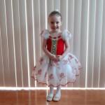My Daughter's First Ballet Recital!