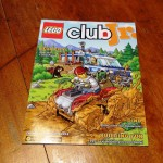 Yeah! We Got Our First Issue of LEGO Magazine! FREE 2 Year Subscription!