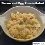 Bacon and Egg Potato Salad Recipe, Yummy and Easy to Prepare!