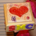 Another Great Time at the FREE Home Depot Kids Event! The Kiddos Made a Keepsake Box.