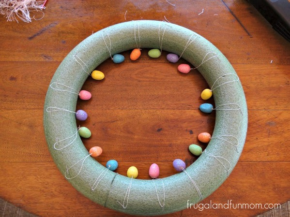 Make Your Own Easter Wreath