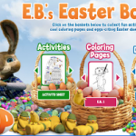 FREE Easter Coloring Pages Printables for HOP!