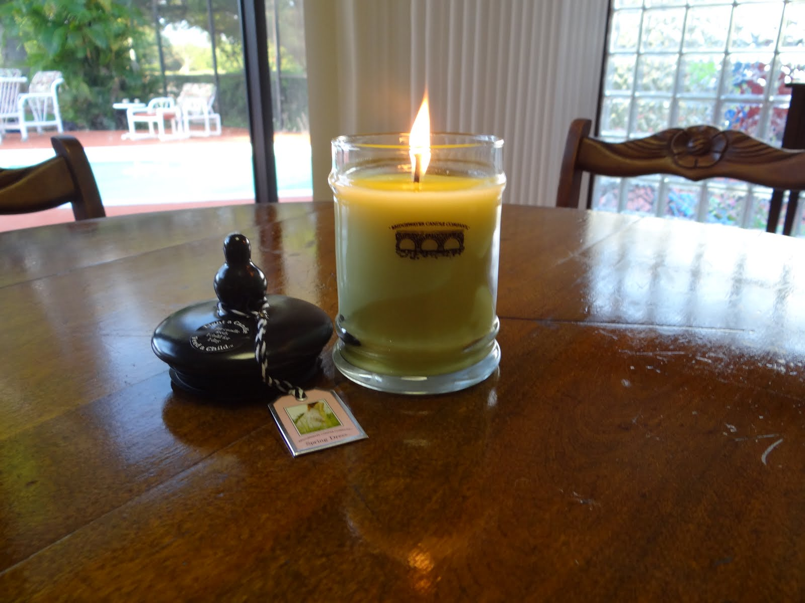 Bridgewater Candle Company Soy Candles!