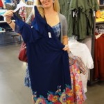 Thank You Old Navy and Crowdtap for My FREE Dress! I Got My Girly On and Had a Ton of Fun!