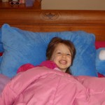 Review and Giveaway of Cuddle Covers! A Comfy Pillow and Pal for Your Child!