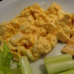Egg Salad With a Creole Twist Recipe! 3 Ingredients!