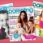 $5 For A 2 Year Subscription to Parenting or Parenting School Years Magazine! .23 an Issue!