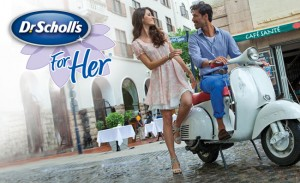 BzzAgent Review of Dr. Scholl's For Her High Heel Insoles!