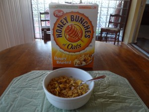 Honey Bunches of Oats - Honey Roasted Cereal Review and Giveaway! It Now Has More Granola Bunches! #HBOats