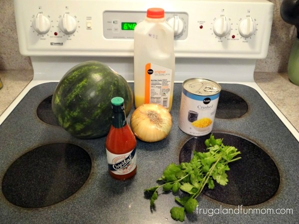 Watermelon and Pineapple Salsa Recipe! 6 Ingredients, Looks Pretty and Tastes Great!