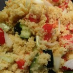 Couscous Salad Recipe! Easy to Make, and Is An Awesome Side Dish!
