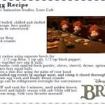 Scottish Recipes From Disney Pixar's Brave! Includes A Scotch Egg Recipe!