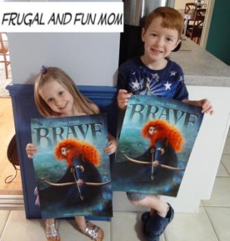 "Disney Pixar's Movie ""Brave"" Review! A Movie That Promotes Positive Female Characters!"