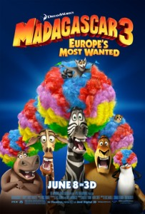 Check Out Our Madagascar 3 Circus Party!  Thanks Crowdtap for All The Great Inspiration!
