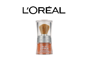 New L'Oréal Mineral Blush Product Sampling Opportunity!  Limited Spots! Chance To Get FREE Product and Earn Cash Rewards!